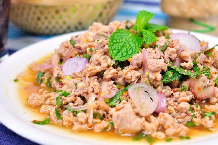 Thais eten bestellen in Antwerpen