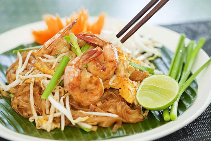 5 Redenen waarom u tijdens Kerst Thais moet eten