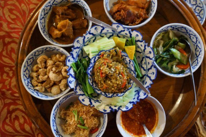 Snel en gemakkelijk een Thaise maaltijd