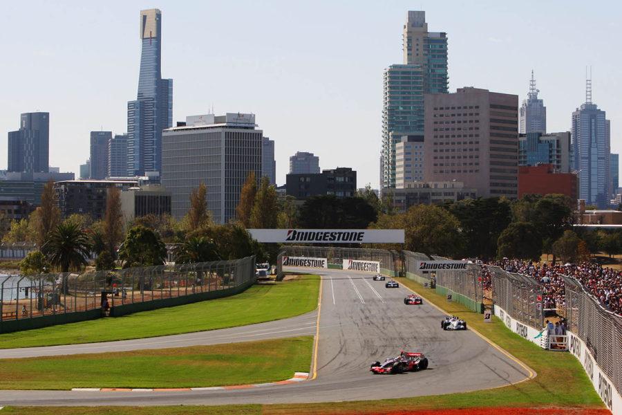 De Formule 1 live bekijken bij Yac-Thai